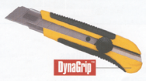 10-425 Dyna Grip Retractable knife