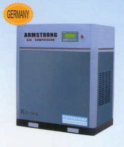 KS 20 Rotary Screw  Compressor1